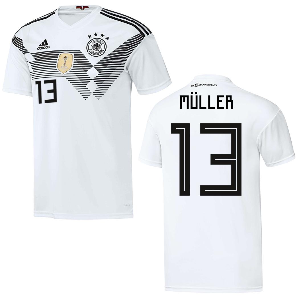 Deutschland GERMANY 2018 2019 shirt trikot ADIDAS XS HOME