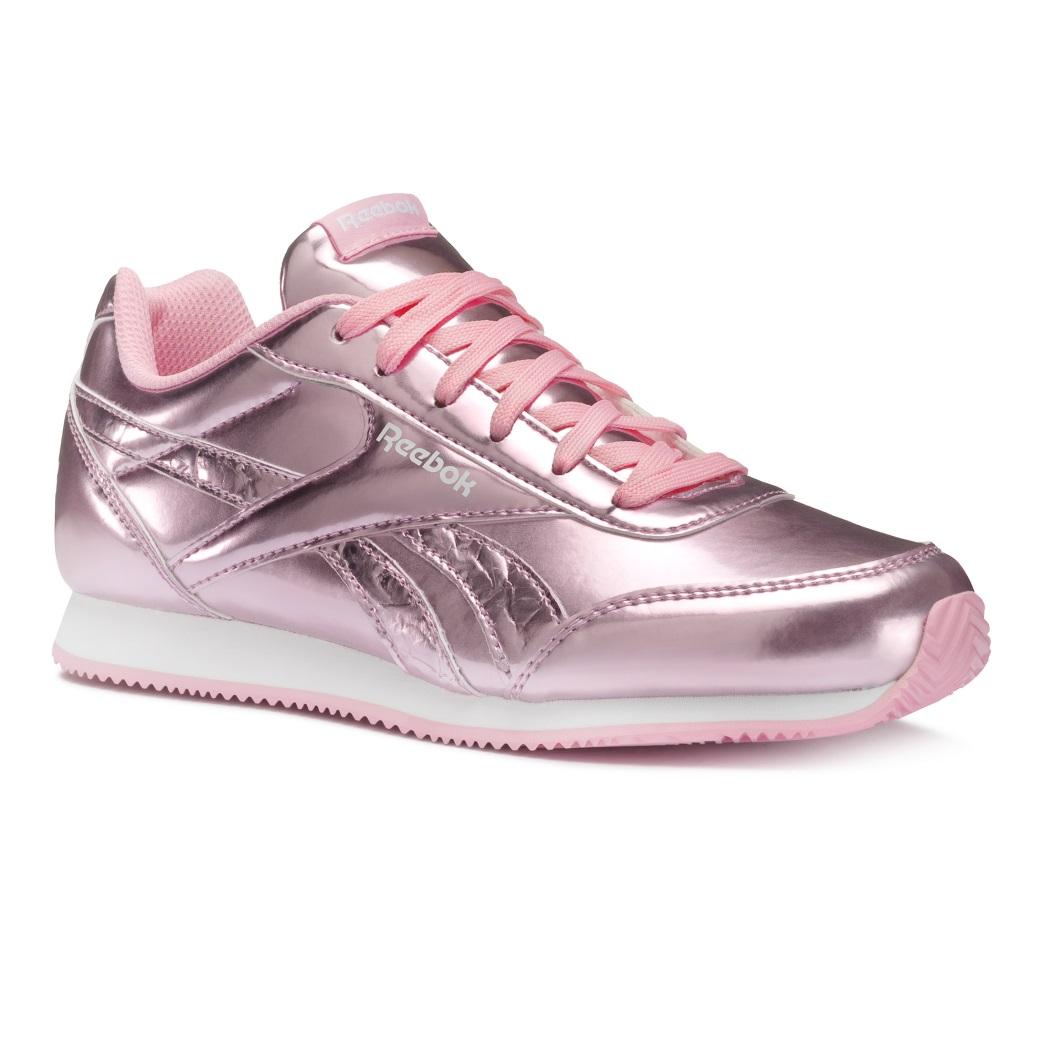 Reebok Royal Classic Jogger Sneaker Kinder pink weiß Mode