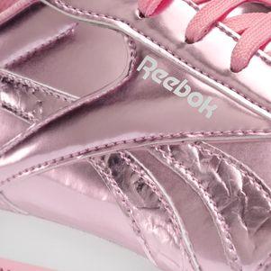 Reebok Royal Classic Jogger Sneaker Kinder pink weiß – Bild 5