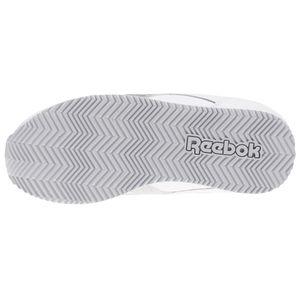Reebok Royal Classic Jogger Sneaker Kinder Leder weiß /silber – Bild 4