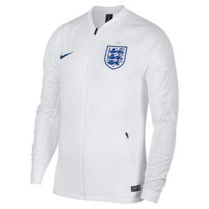 Nike England Anthem Jacket Fußball Jacke weiß WM 2018 – Bild 1