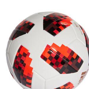 adidas Telstar 18 Meyta Mini Ball Mechta Fußball WM 2018 weiß / rot / schwarz – Bild 4