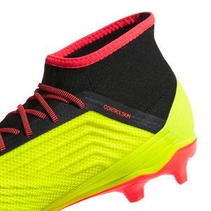adidas Predator 18.2 FG Gelb / Schwarz / Rot – Bild 6