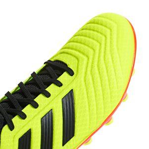 adidas Predator 18.3 AG Gelb / Schwarz / Rot – Bild 2