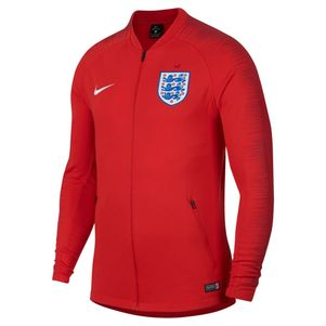 Nike England Anthem Jacket Fußball Jacke rot WM 2018 – Bild 1