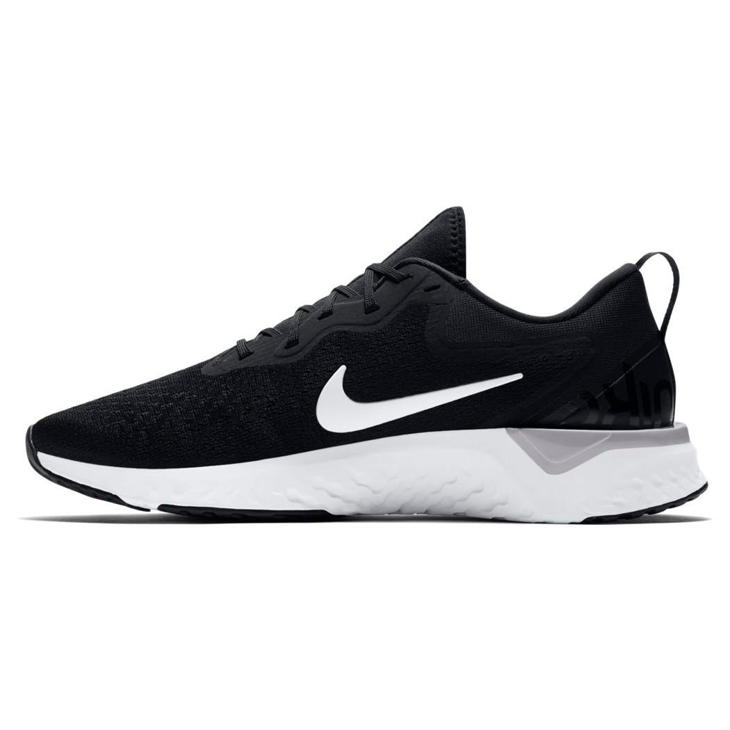 c6bad2ad76828 Nike Odyssey React Herren-Laufschuhe schwarz   weiß Schuhe Running