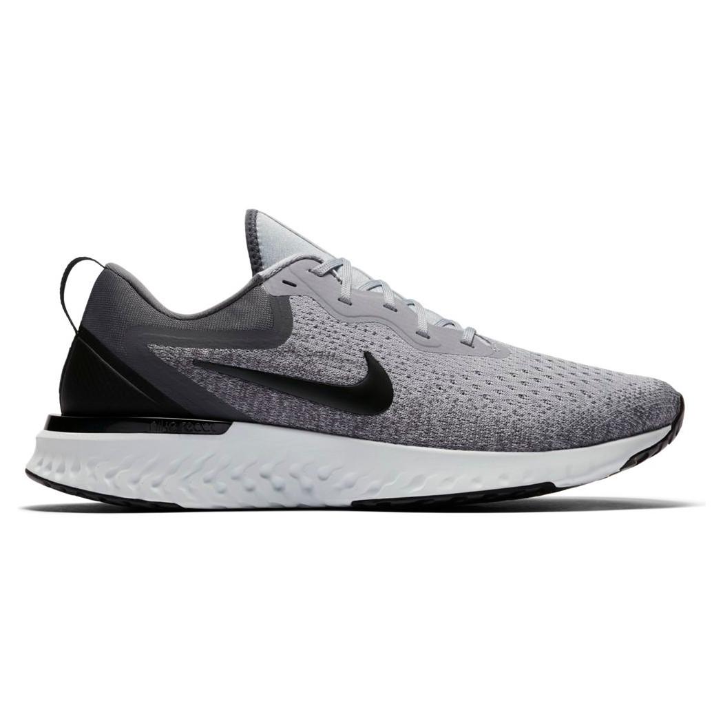 6642f9d9e426f Nike Odyssey React Herren-Laufschuhe dunkelgrau   schwarz Schuhe Nike
