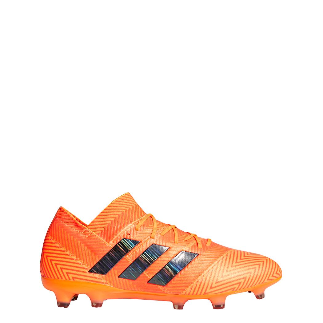 adidas Nemeziz 18.1 FG Orange Schwarz