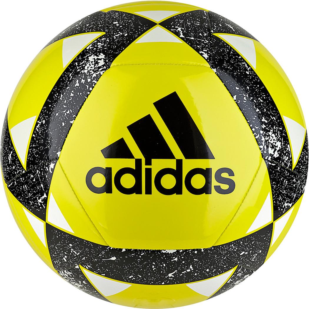adidas Starlancer V Fußball gelb schwarz
