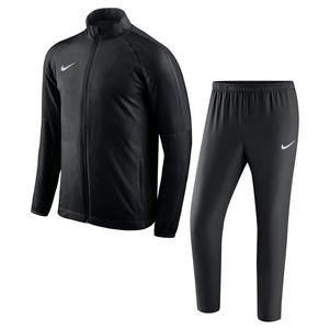 Nike Kinder Academy 18 Woven Präsentationsanzug Trainingsanzug schwarz – Bild 1