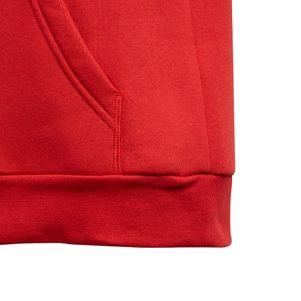 adidas Kinder Core 18 Kapuzenpullover rot – Bild 3