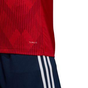 adidas FC Bayern München Home Heimtrikot 2018/2019 rot – Bild 2