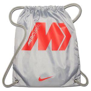 Nike Mercurial Superfly 6 Elite FG grau / rot / silber – Bild 10