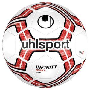 uhlsport Fortuna Düsseldorf F95 Fanball weiß / rot – Bild 1