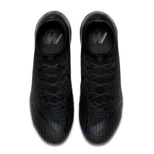 Nike Mercurial Superfly 6 Elite FG schwarz – Bild 4