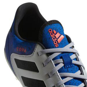 adidas Copa 18.2 FG silber / blau – Bild 5