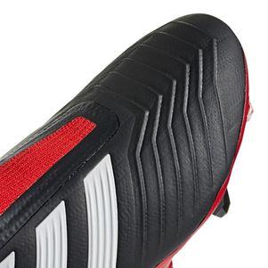 adidas Predator 18+ FG schwarz / rot – Bild 8