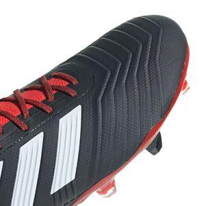 adidas Predator 18.1 FG schwarz / rot – Bild 7