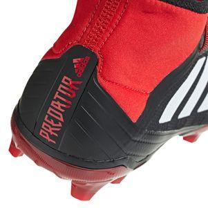adidas Predator 18.2 FG schwarz / rot – Bild 5