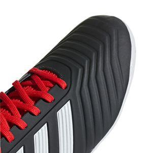 adidas Kinder Predator Tango 18.3 IN Junior schwarz / rot  – Bild 5