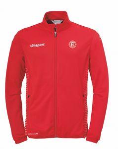 uhlsport Fortuna Düsseldorf F95 Score Classic Jacke rot / weiß – Bild 1