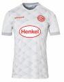 uhlsport Fortuna Düsseldorf F95 Auswärtstrikot KA 18 / 19 weiß