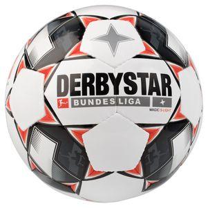 Derbystar FB-BL Magic S-Light Fußball Bundesliga 2018/2019 weiß / schwarz / rot