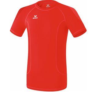 erima Elemental T-Shirt Funktionsshirt Kinder Herren rot – Bild 1