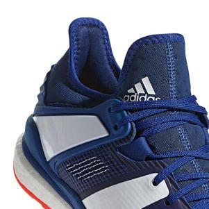 adidas Stabil X Handballschuhe Herren blau / weiß – Bild 5