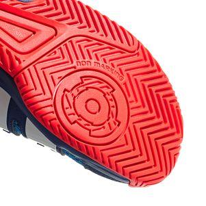 adidas Kinder Stabil X Handballschuhe Junior blau / weiß – Bild 7