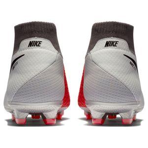 Nike Phantom Vision Pro DF FG weiß / grau – Bild 7