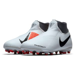 Nike Kinder Phantom Vision Academy DF MG weiß / grau – Bild 4