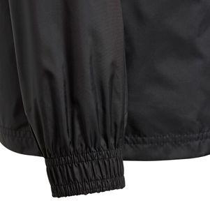 adidas Kinder Core 18 Regenjacke schwarz – Bild 3