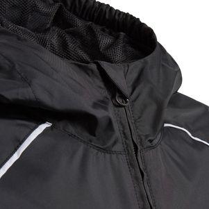 adidas Kinder Core 18 Regenjacke schwarz – Bild 2