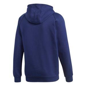 adidas Core 18 Hoodie Herren Kapuzenpullover dunkelblau – Bild 2