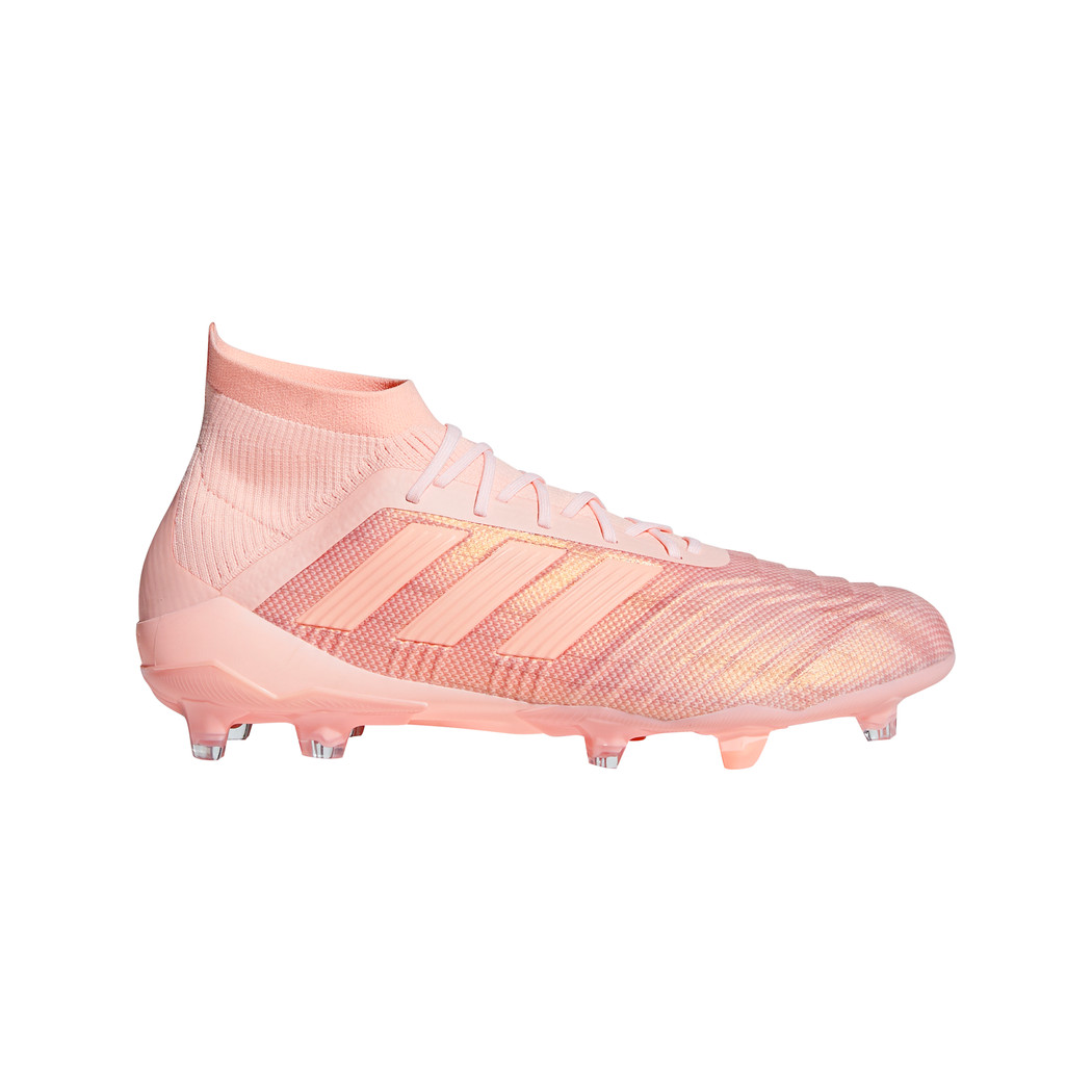 lower price with free delivery thoughts on adidas Predator 18.1 FG rosa