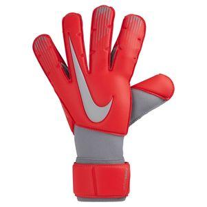 Nike Torwarthandschuhe GK Vapor Grip 3 rot / grau – Bild 1