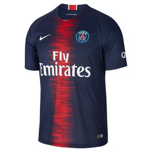 Nike Paris Saint Germain Stadium Home Trikot blau / rot 2018/2019 – Bild 1