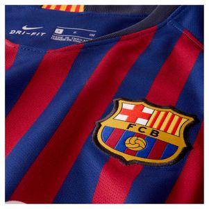 Nike Damen FC Barcelona Heimtrikot 2018/2019 blau / rot – Bild 3