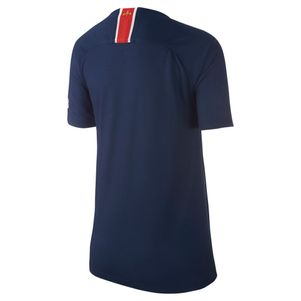 Nike Kinder Paris Saint Germain Stadium Home Trikot blau / rot 2018/2019 – Bild 2