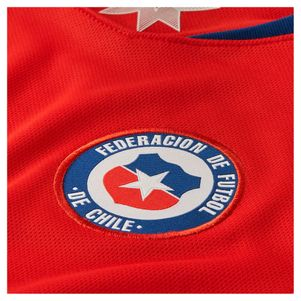 Nike Kinder Chile Home Heimtrikot 2018 rot – Bild 3