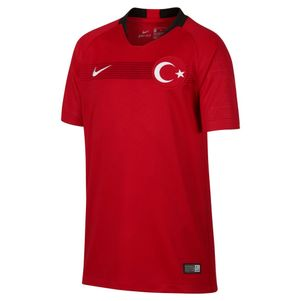 Nike Kinder Türkei Home Heimtrikot 2018 rot – Bild 1