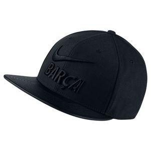 Nike FC Barcelona Pro Pride Cap schwarz – Bild 1
