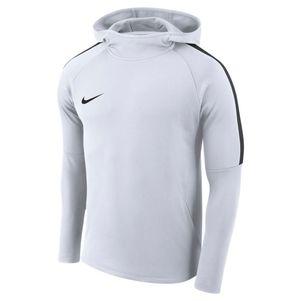 Nike Dry Academy 18 Hoodie Kapuzenpullover weiß – Bild 1
