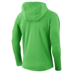 Nike Dry Academy 18 Hoodie Kapuzenpullover grün – Bild 2