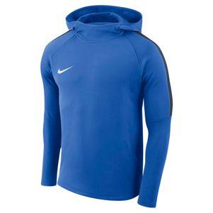 Nike Dry Academy 18 Hoodie Kapuzenpullover königsblau – Bild 1