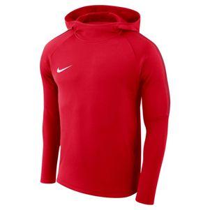 Nike Dry Academy 18 Hoodie Kapuzenpullover rot – Bild 1