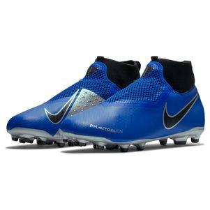 Nike Kinder Phantom Vision Academy DF FG/MG blau – Bild 5