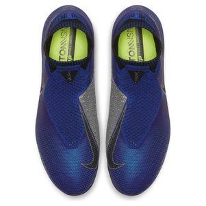 Nike Phantom Vision Elite DF FG blau / schwarz / silber – Bild 6