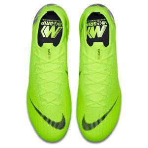 Nike Mercurial Vapor 12 Elite FG gelb – Bild 4